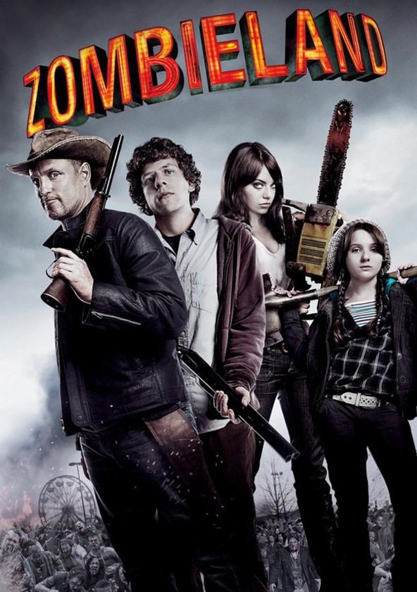 Zombieland (4K UHD) £3.99 @ amazon prime video