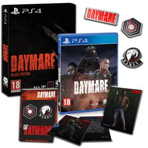 Daymare: 1998 - Black Edition (PS4) £25.95 Delivered (Preorder) @ The Game Collection