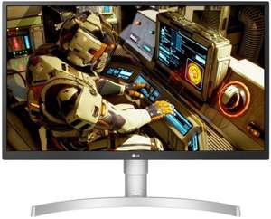 "LG 27UL550 27"" Ultra HD 4K Monitor with HDR £219.48 Delivered @ Ebuyer"