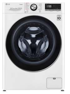 LG F4V709WTS TurboWash with AI DD 9 kg 1400 Spin Washing Machine + £50 off with trade in and free recycling £549 at Currys PC World