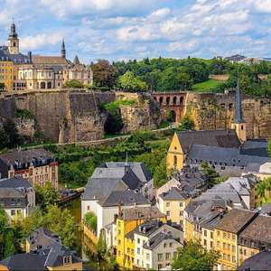 BA Direct Return Flights London to Luxembourg £45 - Bordeaux £48 - Milan £45 - Nice £53 and more via Flight Scout