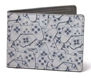 Officially Licensed Sony Playstation Controller Bifold Wallet - £8.35 @ Amazon (+£4.49 Non-prime)