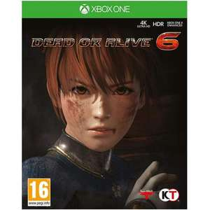 Dead or Alive 6 (Xbox One) - £9.99 delivered @ MyMemory