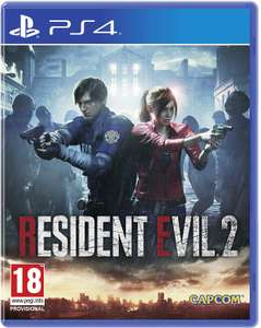 Resident Evil 2 (PS4) £14.95 Delivered @ The Game Collection