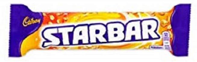 Cadbury Starbar 49 g £0.58p @ Amazon (+£4.49 Non-prime)