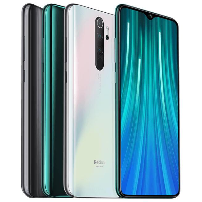 Global Version Xiaomi Redmi Note 8 Pro 6GB 64GB Smartphone 64MP Quad Camera Helio G90T Octa Core £144.61 @ Mi Global Store Ali Express