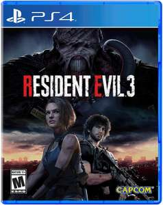 Resident Evil 3 Remake PS4 and Xbox One pre order - £39.85 at ShopTo
