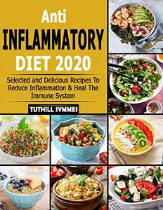 Anti-Inflammatory Diet Cookbooks: Quick & Simple Recipes Kindle Editions - Free @ Amazon