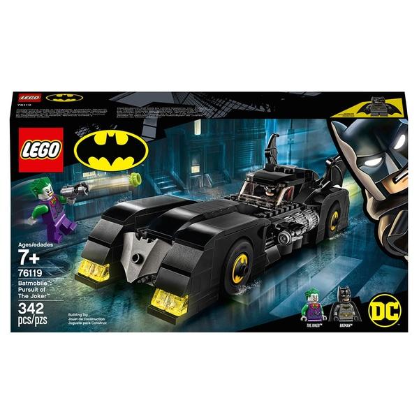 Lego Batmobile 76119 £12.50 in store Tesco Neath