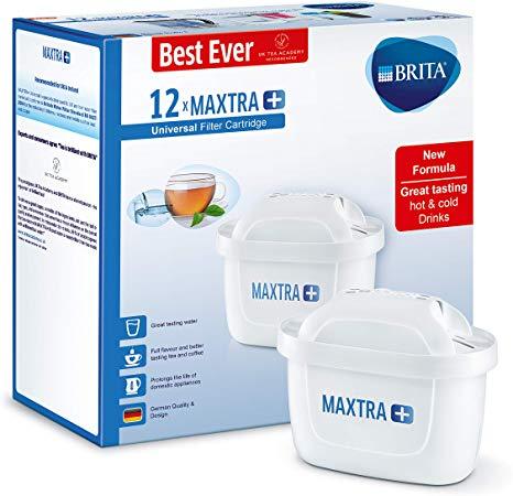 12 Pack Brita Maxtra+ filters £38 instore @ Tesco Prestatyn