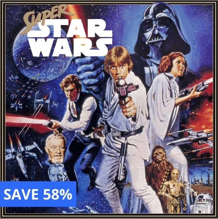 Super Star Wars (PS4) - £3.29 @ PlayStation Store