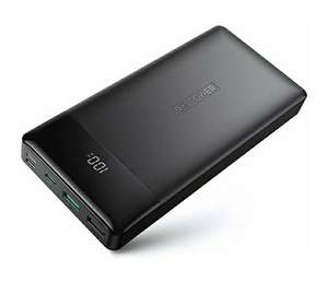 RAVPower 4.9 out of 5 stars119Reviews RAVPower USB C Portable Charger, 20000mAh - £25.99 = Sold by S.M UK-Tech / Fulfilled by Amazon