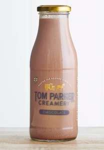 Tom Parker Fresh Chilled Chocolate Milk, 500ml - £1.50 delivered @ MilkandMore