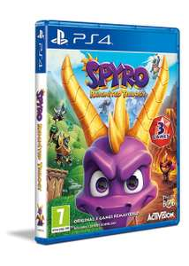 Spyro Reignited Trilogy (PS4) Very Good condition - £14.35 @ eBay / Music Magpie