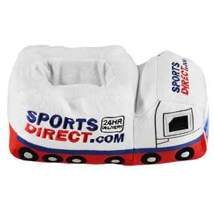 Lorry Slippers Mens a quid! (£5 in-store voucher for Click & Collect or £4.99 delivery) @ Sports Direct