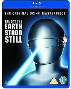 The Day The Earth Stood Still [Blu-ray] [1951] - £3.99 delivered via Amazon Prime (£2.99 additional for p&p If no prime)