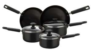 Prestige 5 Piece Pan Set for £20 @ Dunelm (free click and collect)