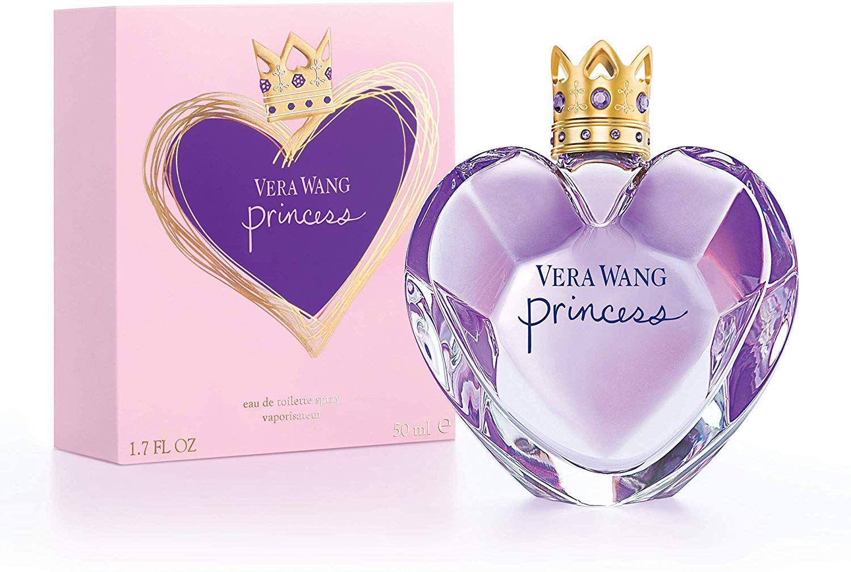 Vera Wang Princess Eau de Toilette Fragrance for Women, 100 ml £16.85 + £4.49 NP @ Amazon