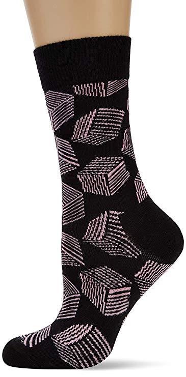 Happy Socks Women's Box Sock £3.11 + £4.49 NP @ Amazon