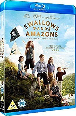 Swallows and amazons blu ray £1.80@ Amazon prime (£2.99 p&p non prime)