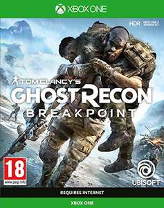 Ghost Recon Breakpoint Xbox One £15.68 from Xbox Store US