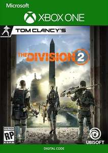 Tom Clancy's The Division 2 (Xbox One) £8.99 Microsoft