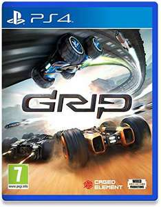 Grip Combat Racing (incl. delivery) Standard Version - Used £11.50 CeX