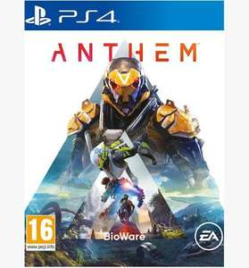 Anthem PS4 £4.95 The Game Collection
