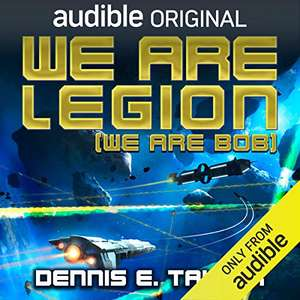 Audible £3 Sci-fi listens (Members only)