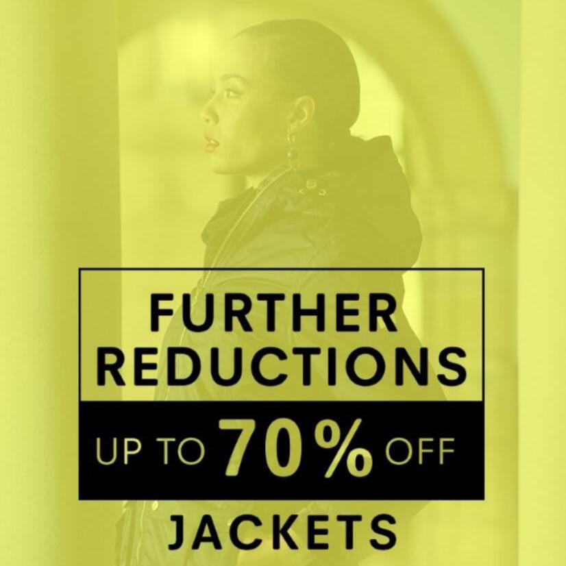 upto 70% off Regatta jackets @ Regatta Shop