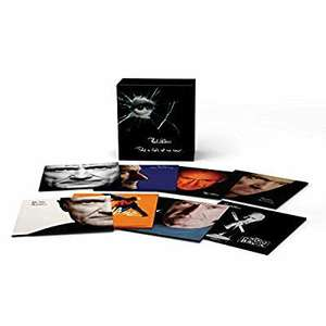 Phil Collins - Take a Look at Me Now... The Complete Studio Collection Now £7.99 (Prime) / £10.98 (non Prime) at Amazon