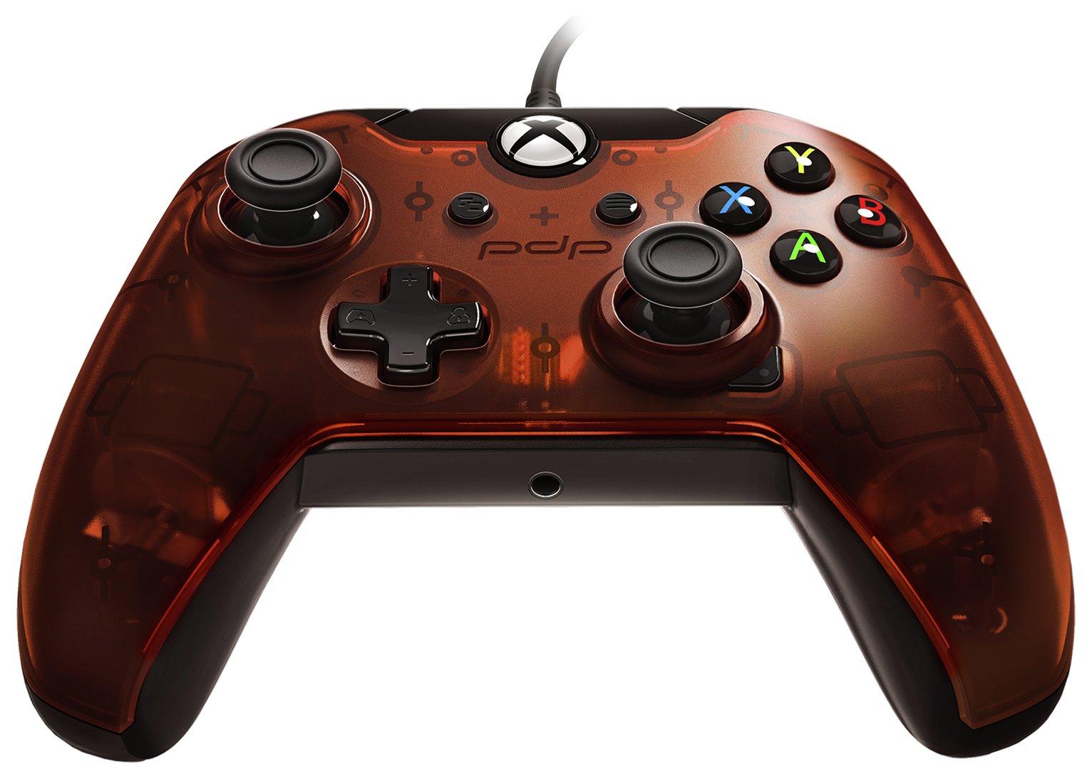 PDP Xbox One Controller Orange - £13.99 @ Argos