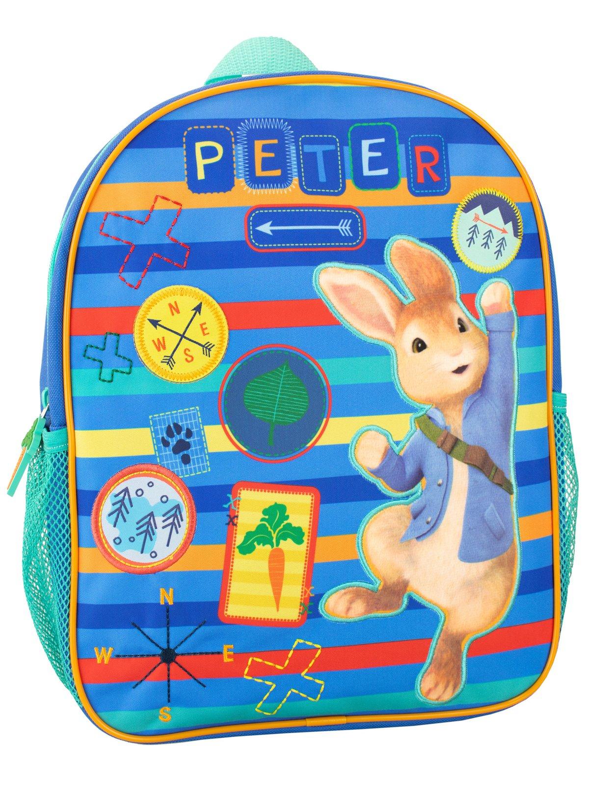 Peter Rabbit kids backpack - £1.95 / £5.90 delivered @ Character.com