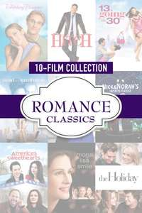 10-Film Bundle (HD) - Romantic Movies of the 2000s - £15.22 ($19.99) on iTunes US