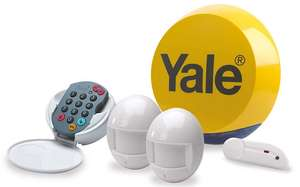 Yale Essentials Alarm Kit + 2 Year Warranty - £83.30 with code + Free Click & Collect @ Robert Dyas