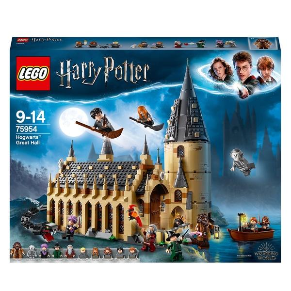 Lego 75954 Harry Potter Hogwarts Great Hall - £71.99 delivered @ Smyths Toys