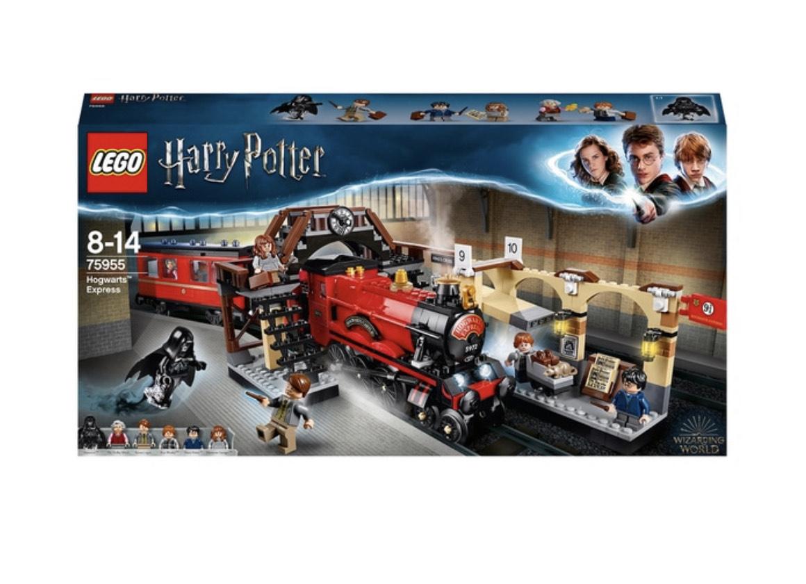Lego 75955 Harry Potter Hogwarts Express Train - £59.99 @ Smyths Toys