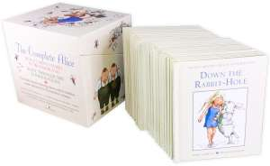The Complete Alice Collection - 22 Books In Total £10.49 Delivered @ Books2Door