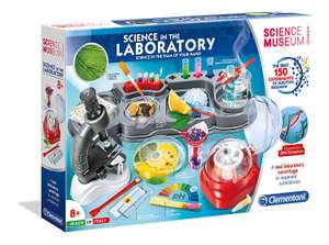 Clementoni 61756 Science Museum - Scientific Laboratory - £1.50 instore @ Tesco, Colchester