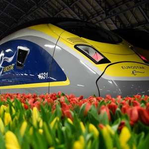 Direct train tickets from London to Amsterdam from £35pp one way / £70 return at Eurostar