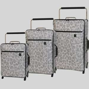 IT Luggage wide handle Medium size 2 wheel £20 + free Click & Collect @ Matalan