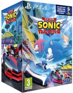 Team Sonic Racing & Sonic Totaku Figurine Gift Pack (PS4) £24.99 Delivered @ GAME