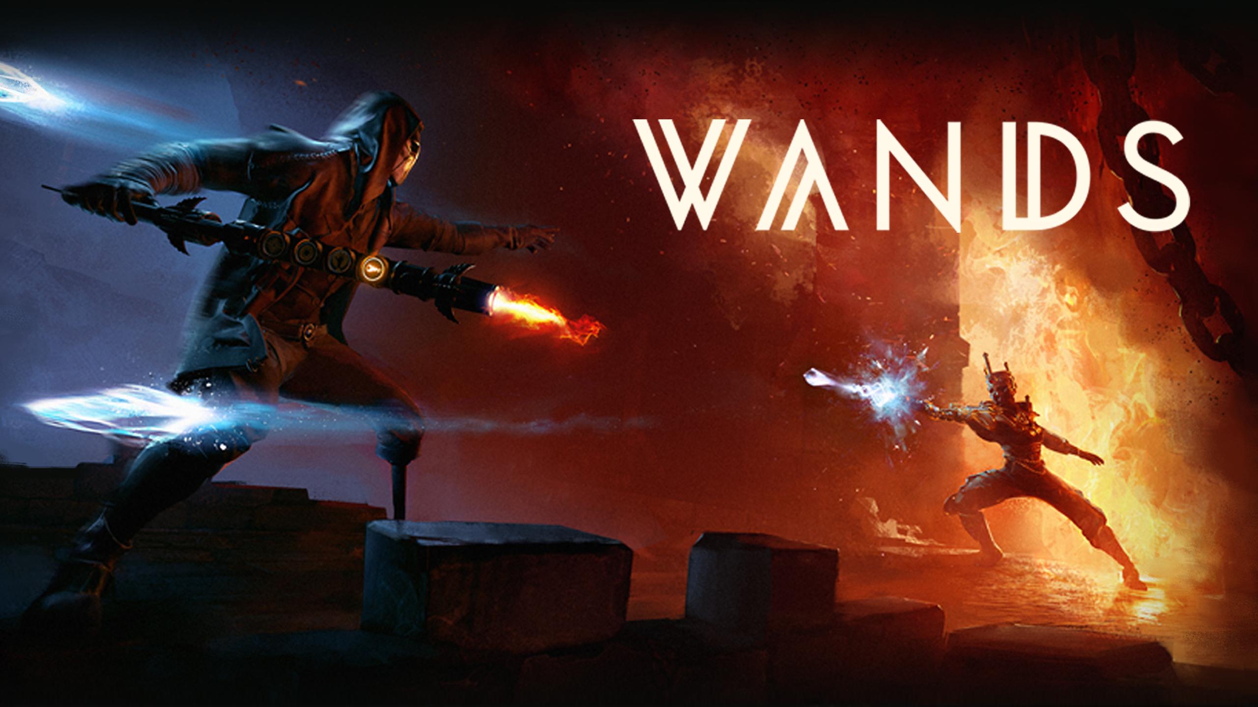 Wands for Oculus Rift/Quest £8.99 @ Oculus Store