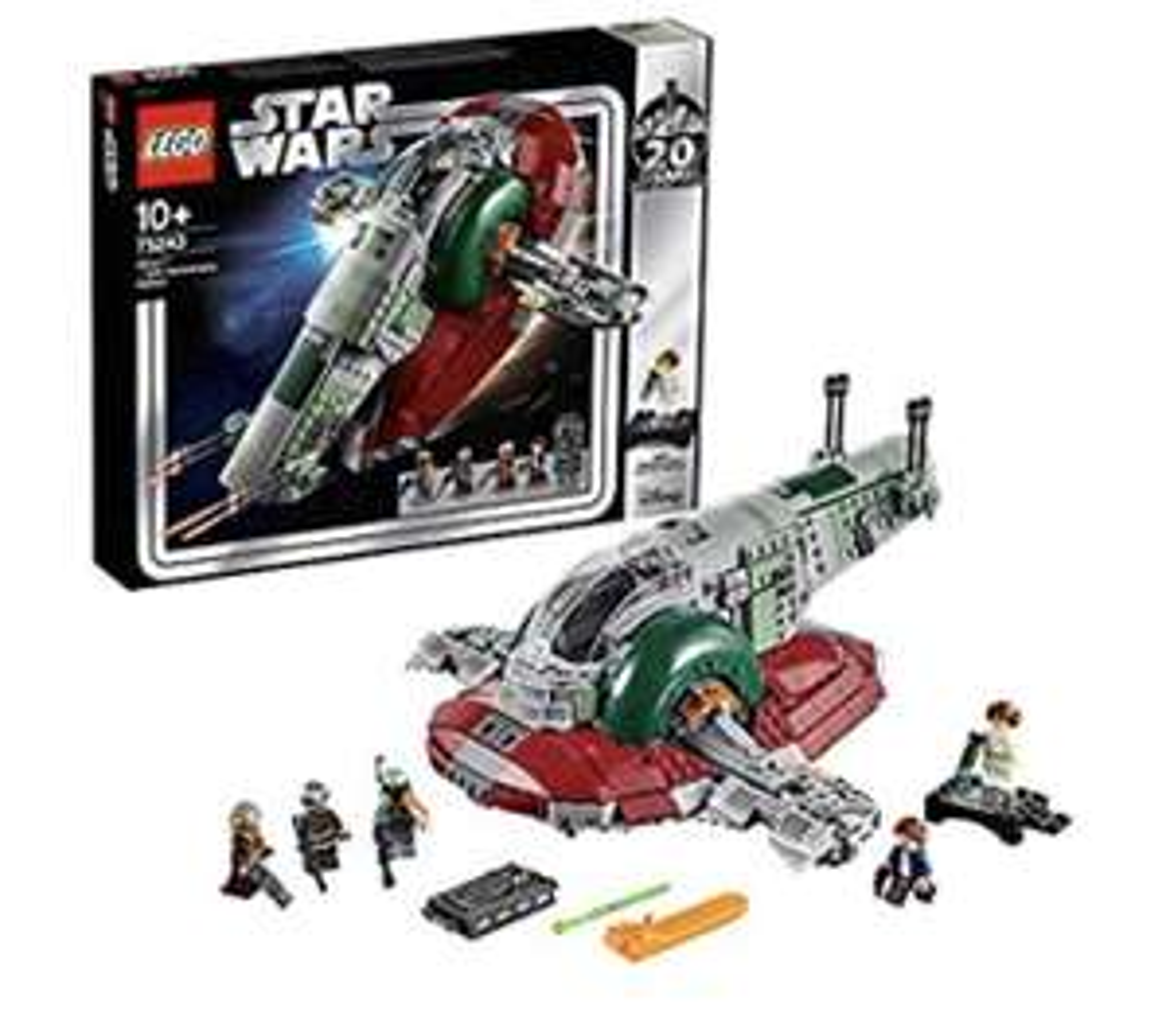 Lego 75243 Star Wars Slave 1 - 20th Anniversary Edition £88 Amazon