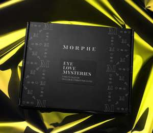 Morphe Eye Love Mysteries 5 piece eye collection now £24 delivered @ Morphe