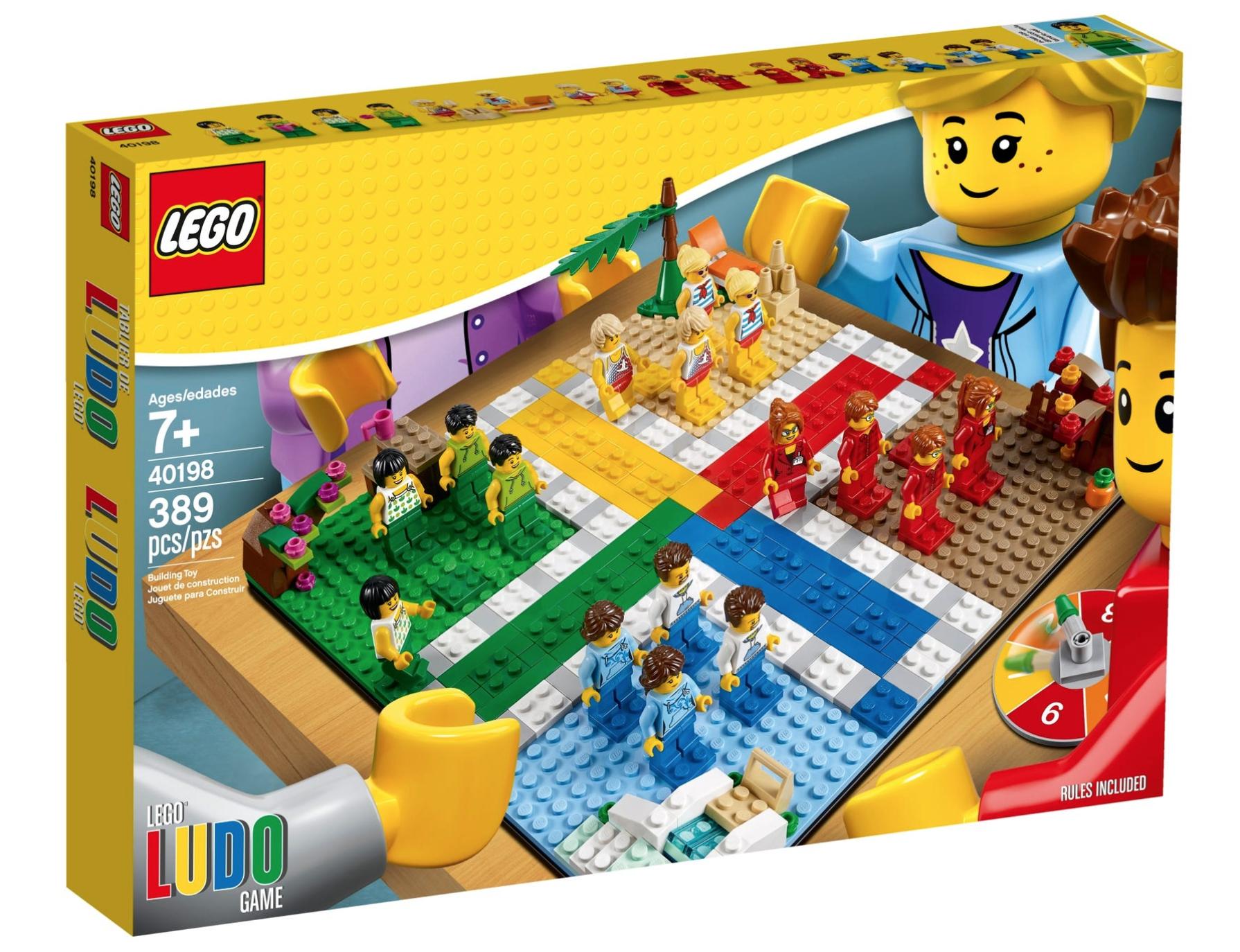 Lego 40198 Ludo Game £28.44 delivered @ Lego Shop