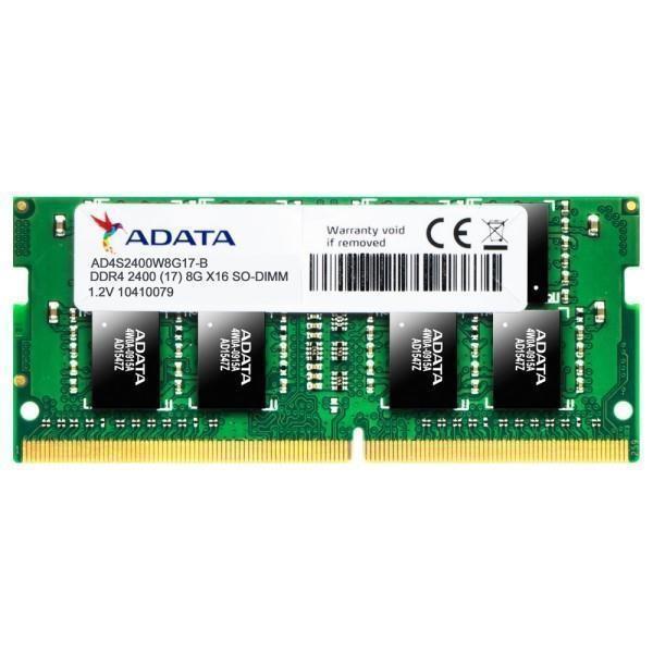 ADATA 8GB Premier DDR4 2400 260-pin SO-DIMM Laptop Memory £28.48 at Amazon