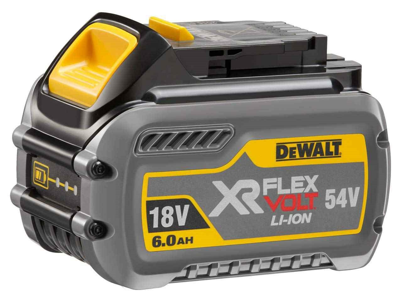 DeWalt DCB546 18v/54v XR 6.0Ah Li-ion FlexVolt Battery Pack (Free delivery) - £79 @ FFX