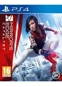 Mirrors Edge Catalyst on PlayStation 4 for £4.99 Delivered @ Simplygames