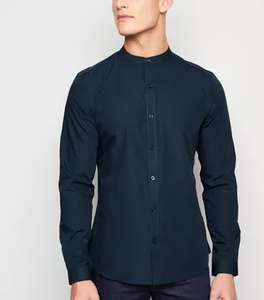 Buy One Get One Half Price on Men's Shirts + £1.99 Click and collect @ New Look
